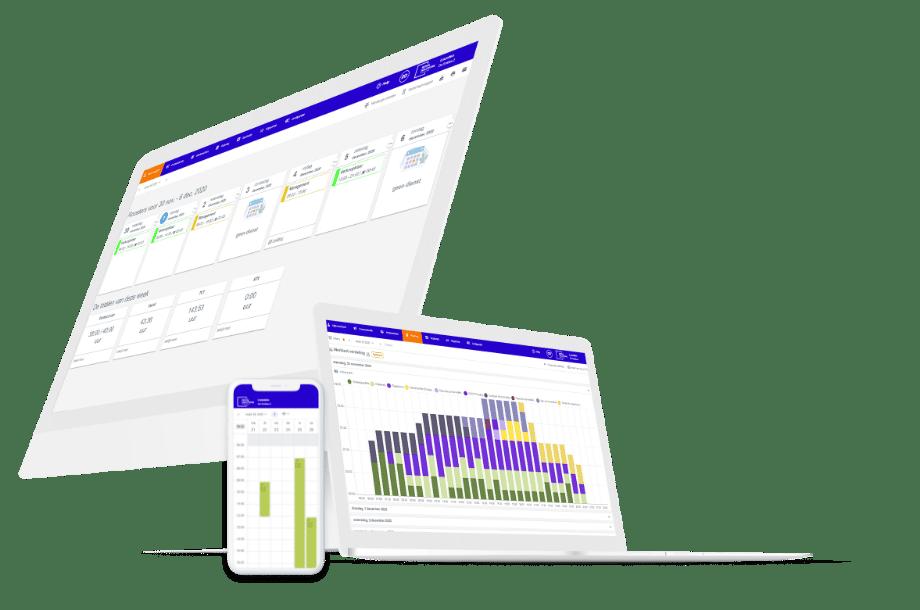 Plan en bespaar met Retail Solutions