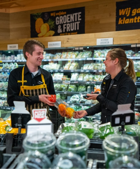 Retailsegmenten supermarkt
