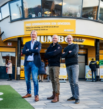 Over ons geboren en getogen in retail