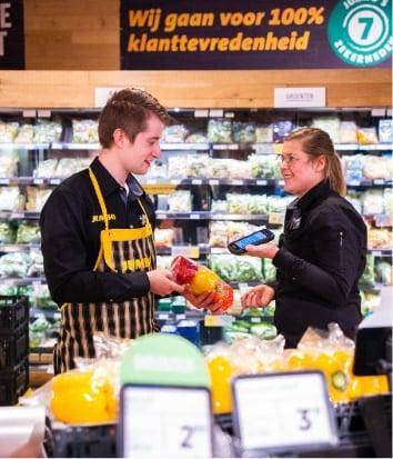 Workforce management software voor supermarkten